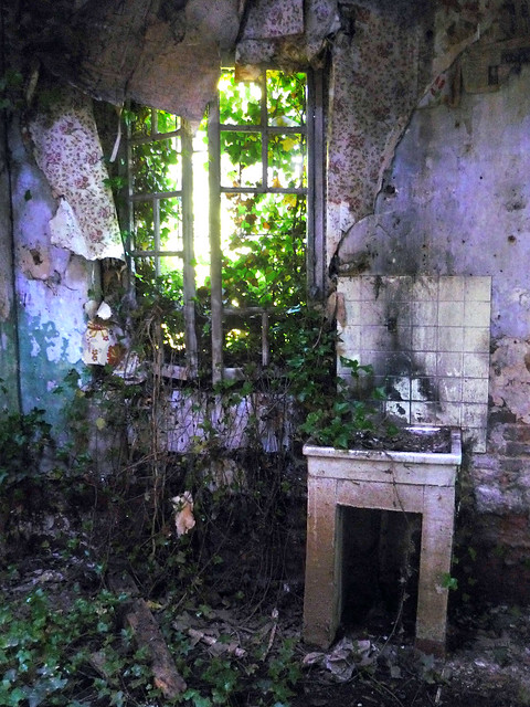 L'intérieur de la maison du Père Brassart