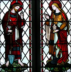 Christ and Mary Magdalene in the garden
