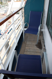 Carnival Elation - Verandah Demi-suite Balcony | by Miss Shari