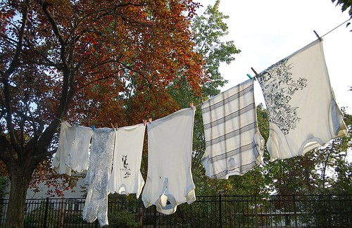 Clothesline | by Mike Lacon