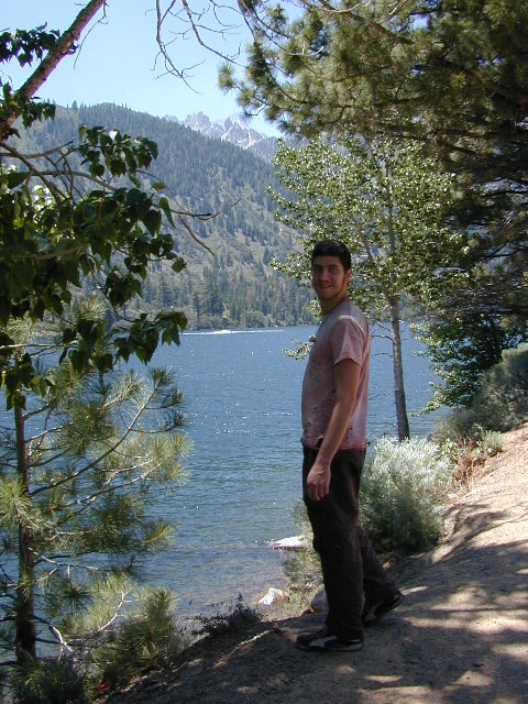 Twin Lakes Peaks