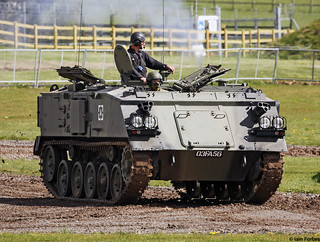 FV432 Armoured Personnel Carrier