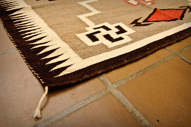 KCHO Premium Fall 2009 - handmade rug