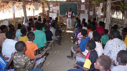Wed, 04/15/2009 - 05:09 - School. Credit: CTFS