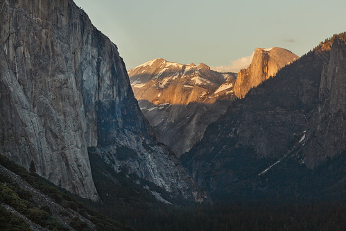 Half Dome in evening light | by bzaro