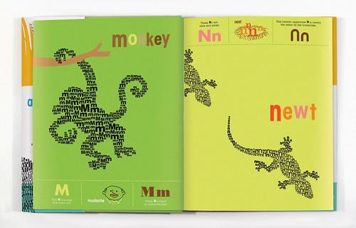 Monkey and Newt | by wernerdesignwerks