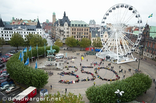 Malmö Sweden   by 350.org