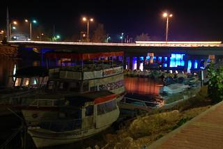 Mechule Giden Bir Gemi Kalkar Bu Limandan Artık Demir Alm Flickr