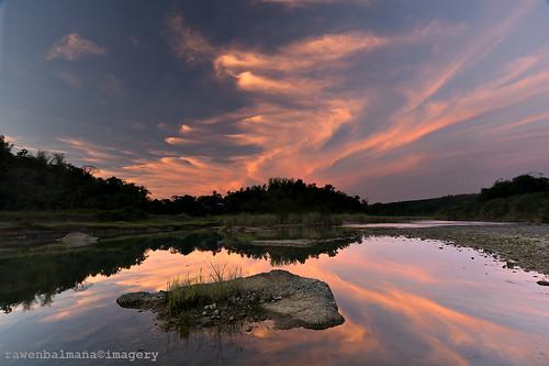 sunset goldenhour balincaguin mabiniriver