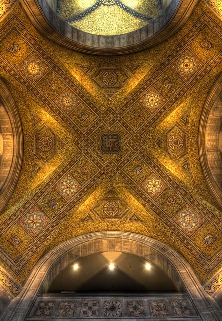 Ceiling, Royal Ontario Museum, Toronto