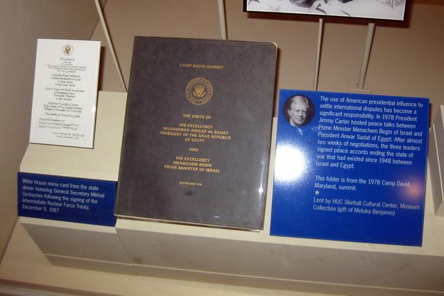 Washington DC - National Museum of American History: The American Presidency