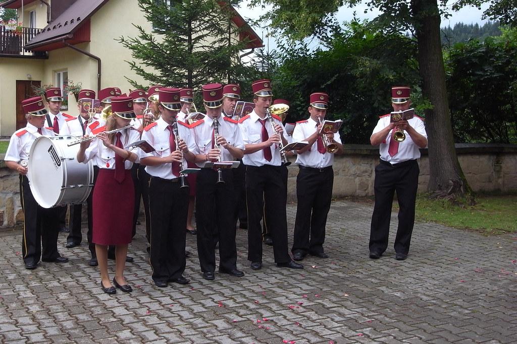 Orkiestra dęta z Raciechowic / Raciechowice brass band