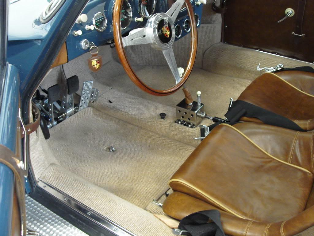 BUILD // The 'Outlaw' Porsche 356