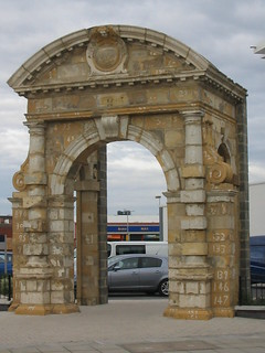 Middlesbrough, North Riding Infirmary Arch | by twiggles