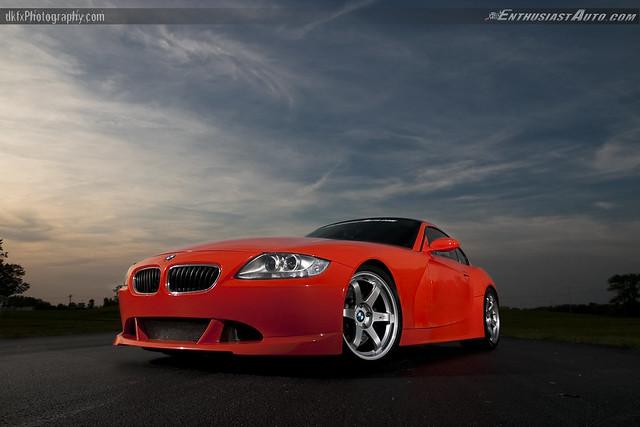teaser...TC Kline Carbon Coupe