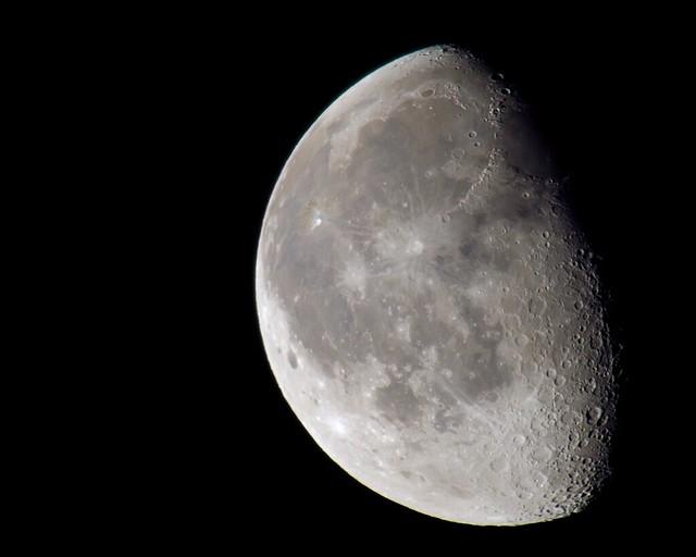 LCROSS Moon