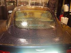 Lavado de coches. Aston Martin DB9