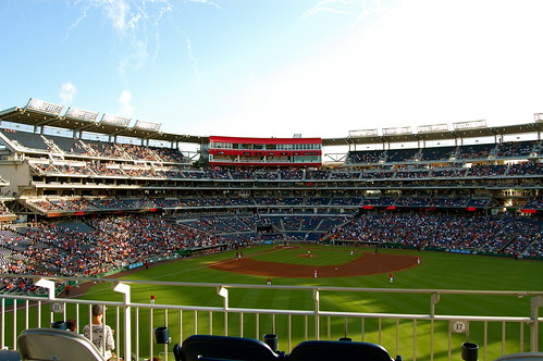 at Nats Park | by Julie Rubes