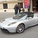 Tesla Roadster in Wien (15.+16.2.2009)