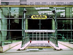 Once upon a time, the Metropolitan