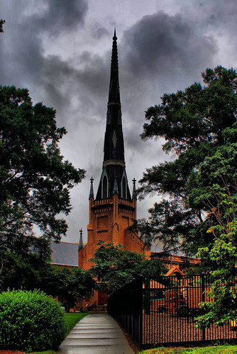 First Presbyterian Church in Charlotte, NC | by Jeanette Runyon