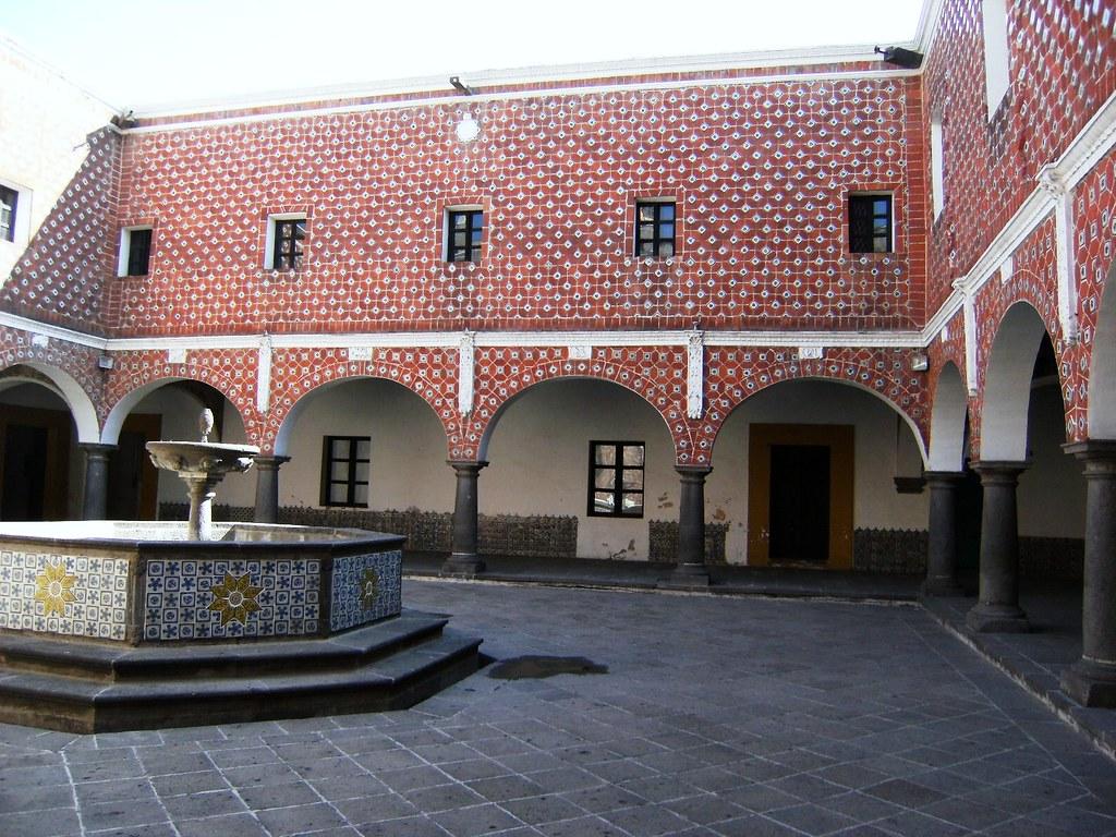 exterior del Ex Convento de Santa Rosa