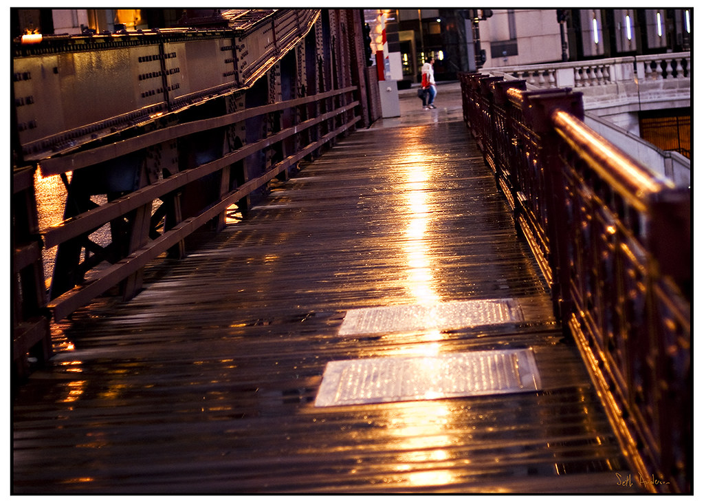 Bridges were Paved With Gold by swanksalot