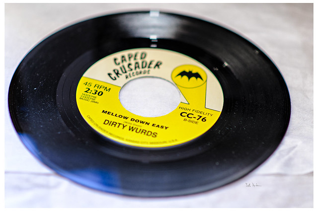 Mellow Down Easy 45 - Dirty Wurds