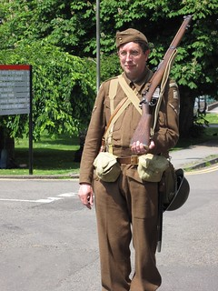 Bletchley Park WW2 Day - Home Guard | by Iain Tait