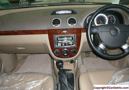 Chevrolet Optra Magnum Central Console Interior Photo | Flickr