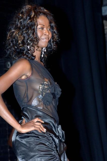 DSC_0907 Miss Malaika UK Beauty Of African Origin Pageant Contest Ethnic Cultural Evening Dress London 2006