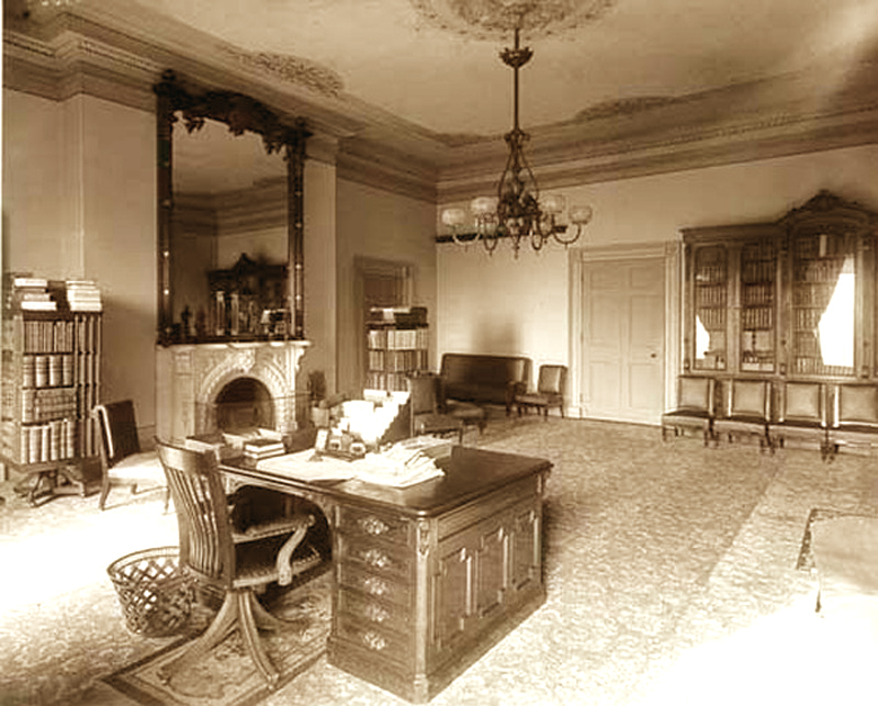 Lincoln Bedroom White House 1889 Gaswizard Flickr