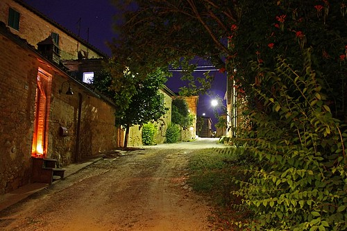 ESTATE notte 6 | by Agriturismo Poggio Salvi