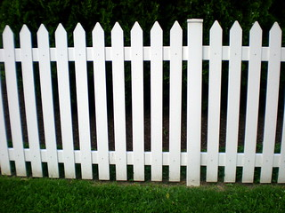 White Picket Fence | by Kevin H.