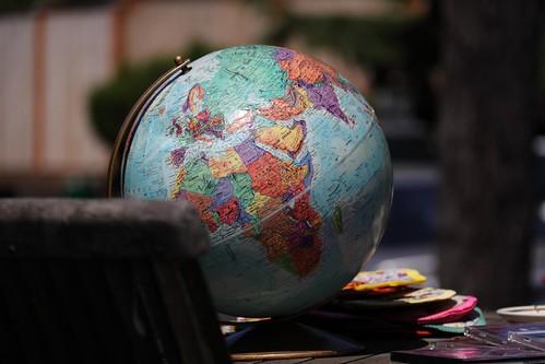 Globe   by andrewasmith