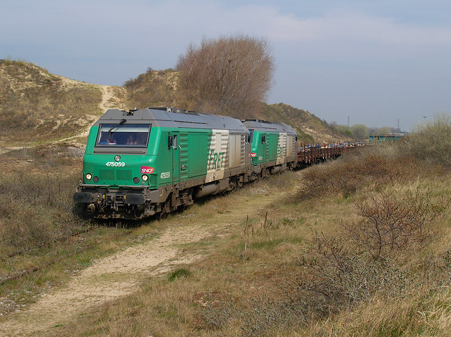 SNCF 75059+75035 @ Leffrinckoucke
