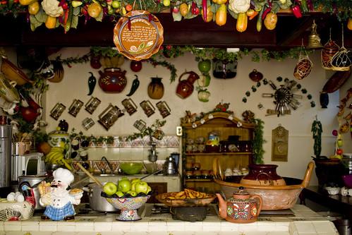 Cocina de Naolinco