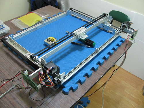 XY plotter | by albanetc