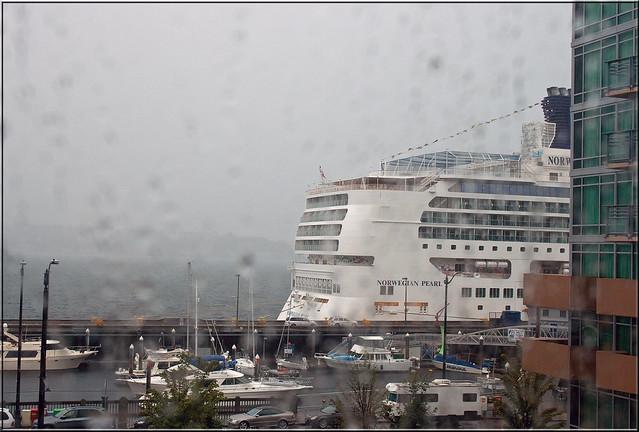 Rainy Day for Cruising