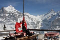 Schweizerische Alpen über alles...