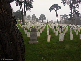 San Francisco National Cemetary | by Ed Rosack