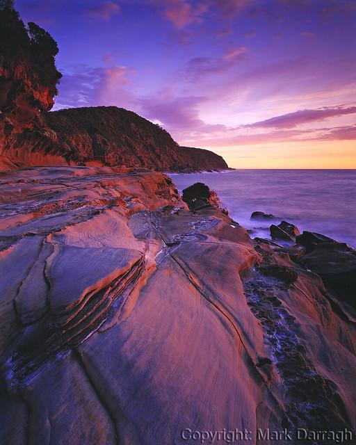 Otway Coast at Dawn