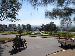 Kigali Round About, Rwanda