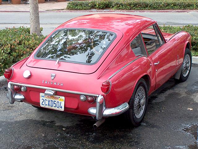 Triumph GT6-3