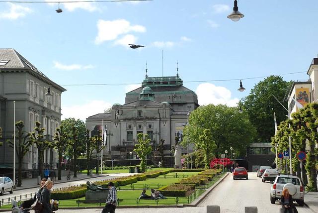 Den nasjonale scene | Universitetet i Bergen | Flickr