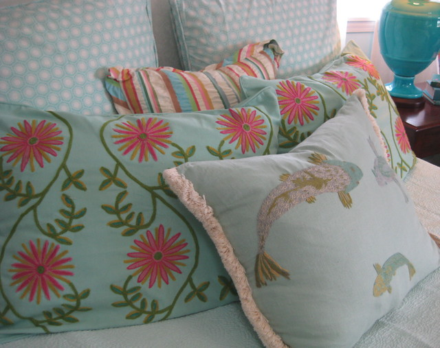 Pillows By Pine Cone Hill And Posh Living Design Folly