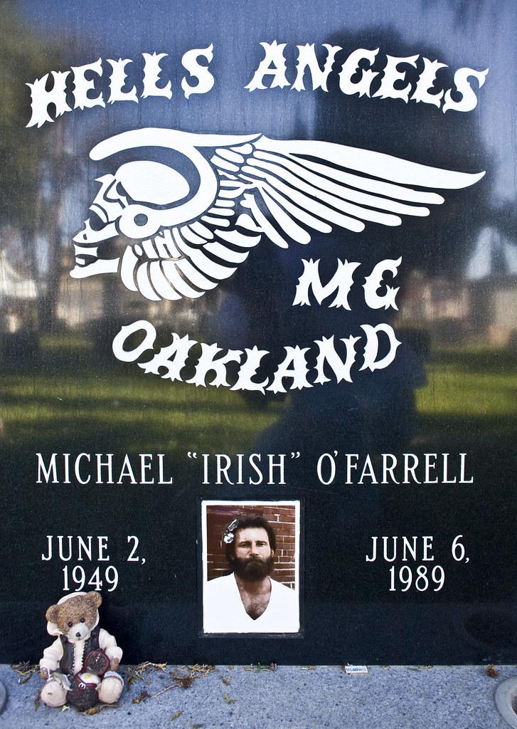 Michael Irish O'Farrell | AP, June 12, 1989: Oakland, CA