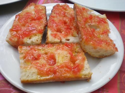 Tomato Bread (Barcelona, Spain) Sep09   by Eat Me Las Vegas