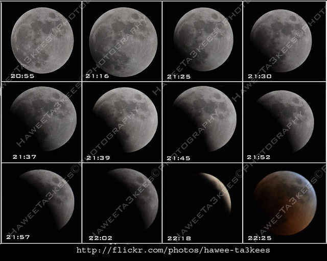 Moon Eclipse 15_6_2011