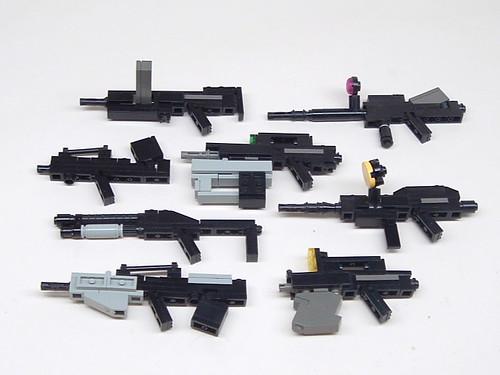 Now, we're gonna get... bigger guns.